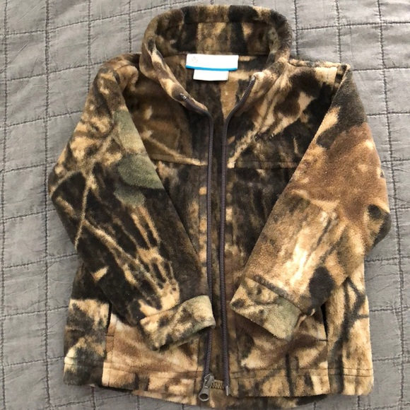 92078ff4c9d Columbia Camo toddler jacket size 2T